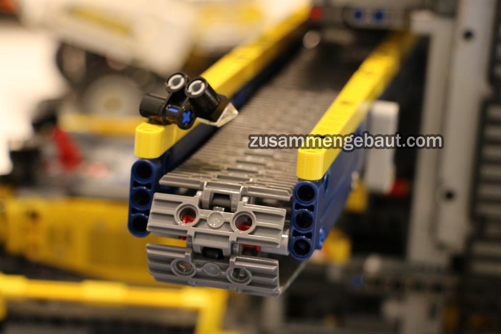 Как сделать лего конвейер недостатки скребковых конвейеров