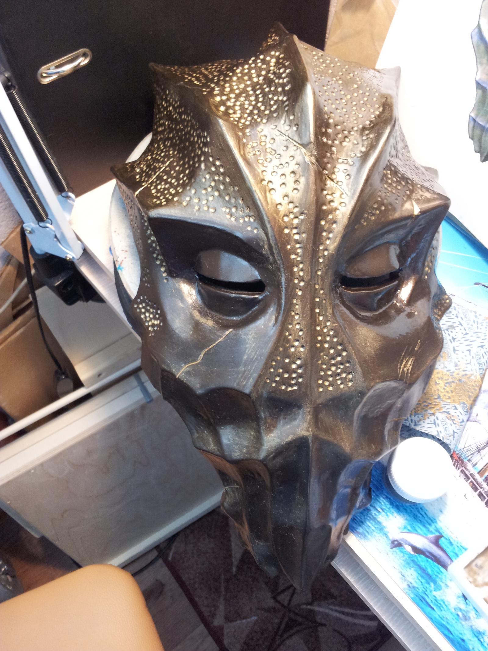 скайрим 5 солстейм маски