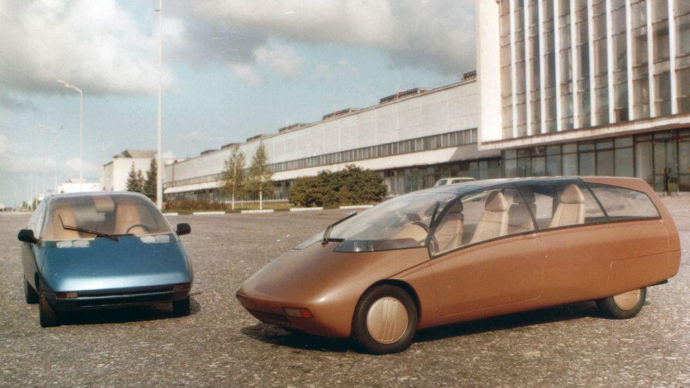 Картинки по запросу концепты автомобилей ссср
