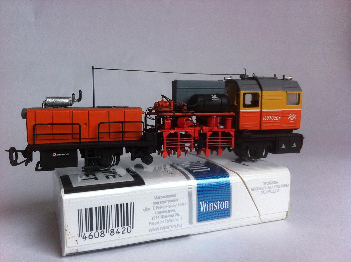 Модели своими руками железной дороги фото 140