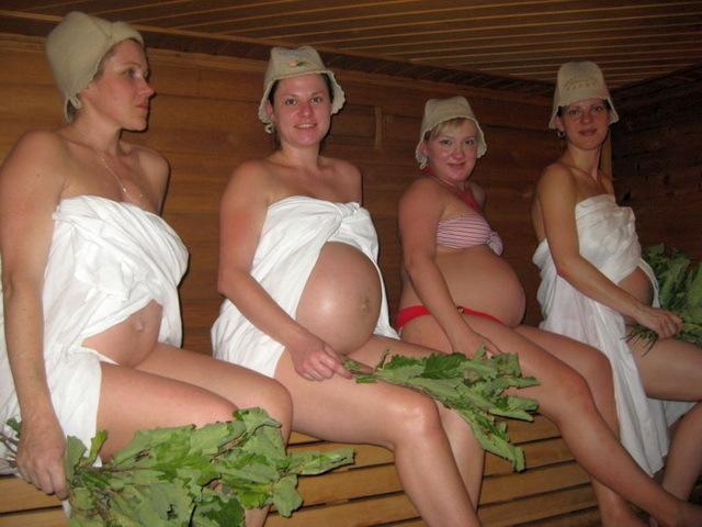 Девочка в русской бане фото 300-917