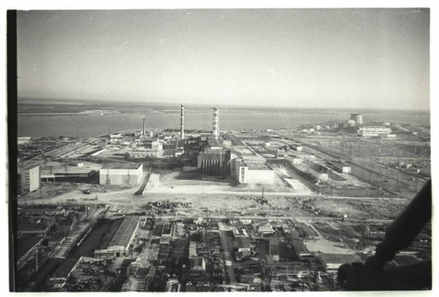 бетон чернобыль