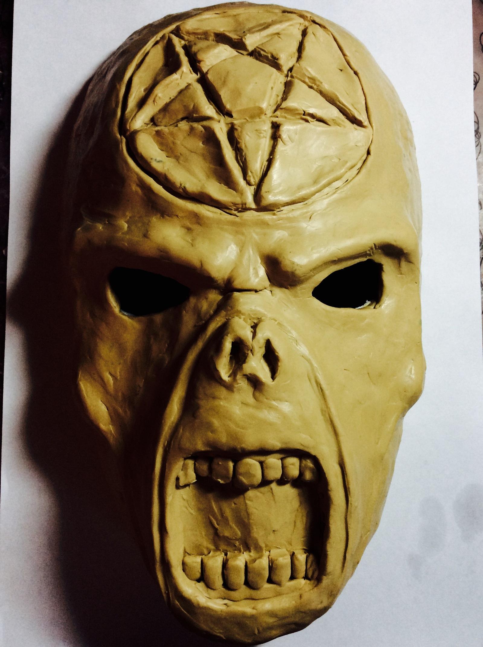 Как сделать самодельную маску фото 165