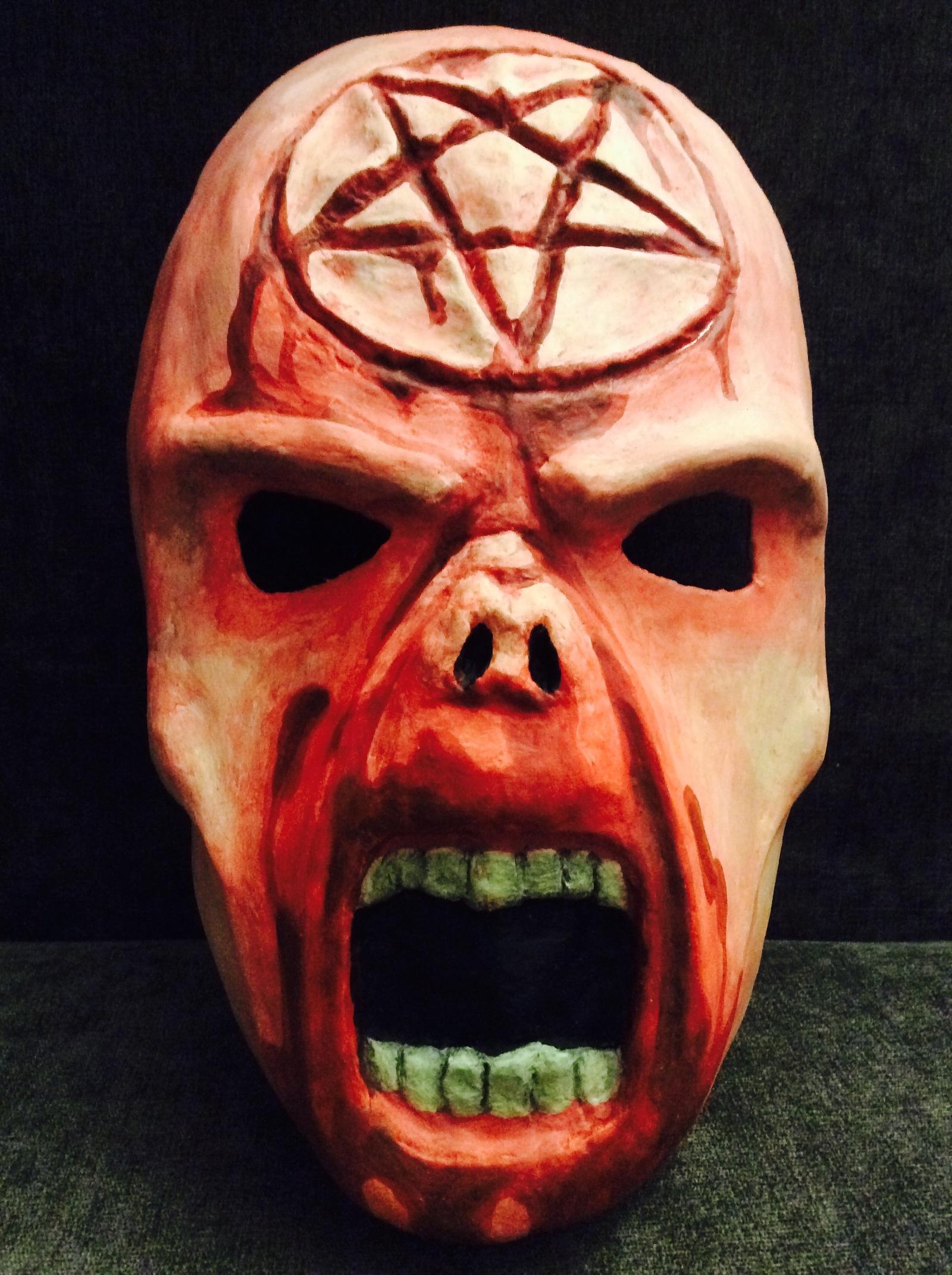 Как сделать самодельную маску фото 679