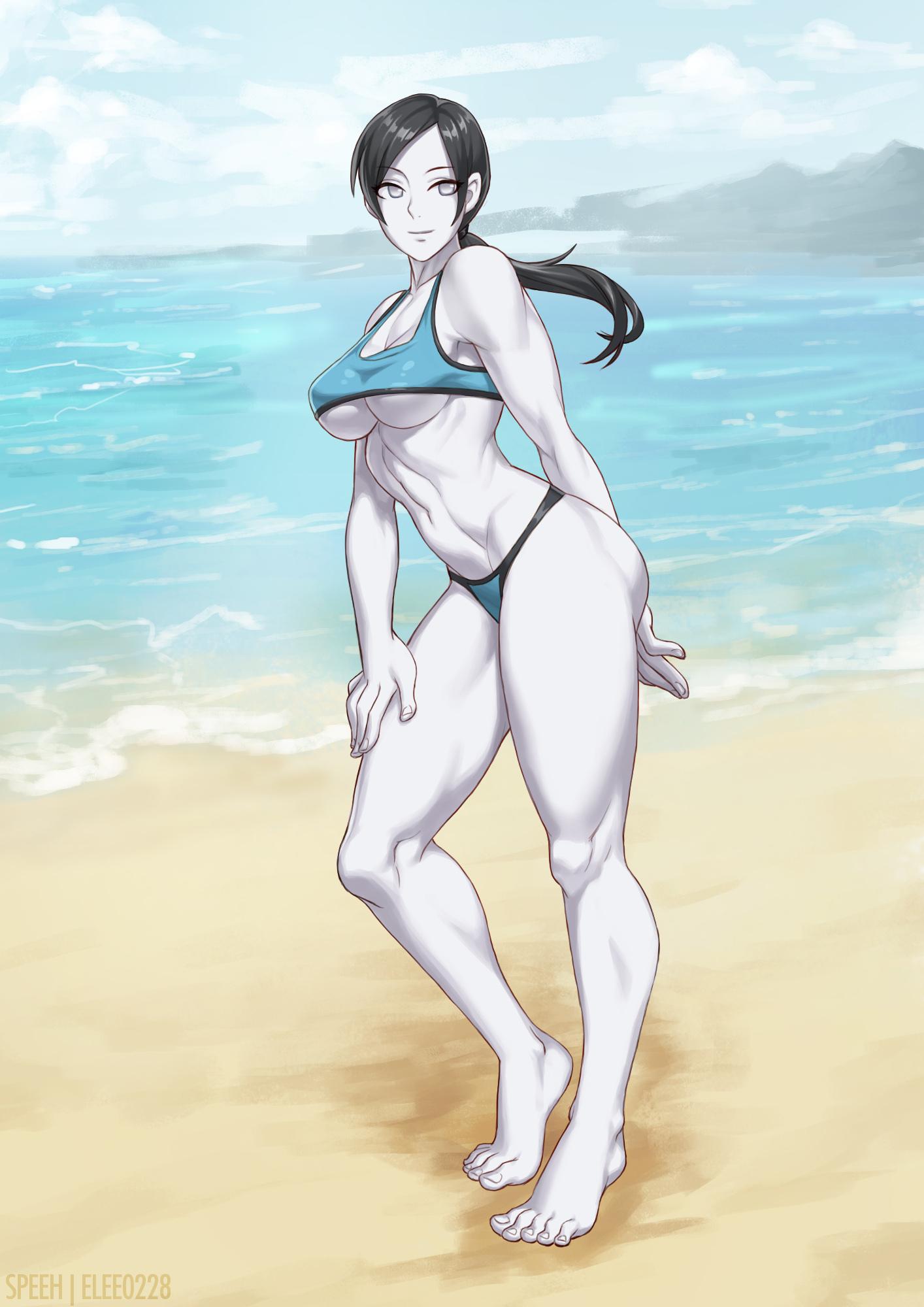 Картинки нарисованных аниме девушек с большой грудью фото 263-463