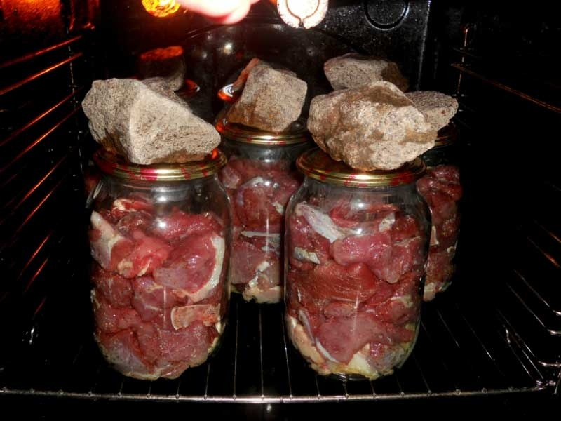 как приготовить русскую тушенку из говядины