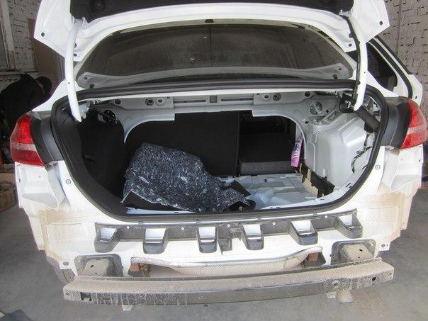 Парктроник на форд фокус 3 своими руками