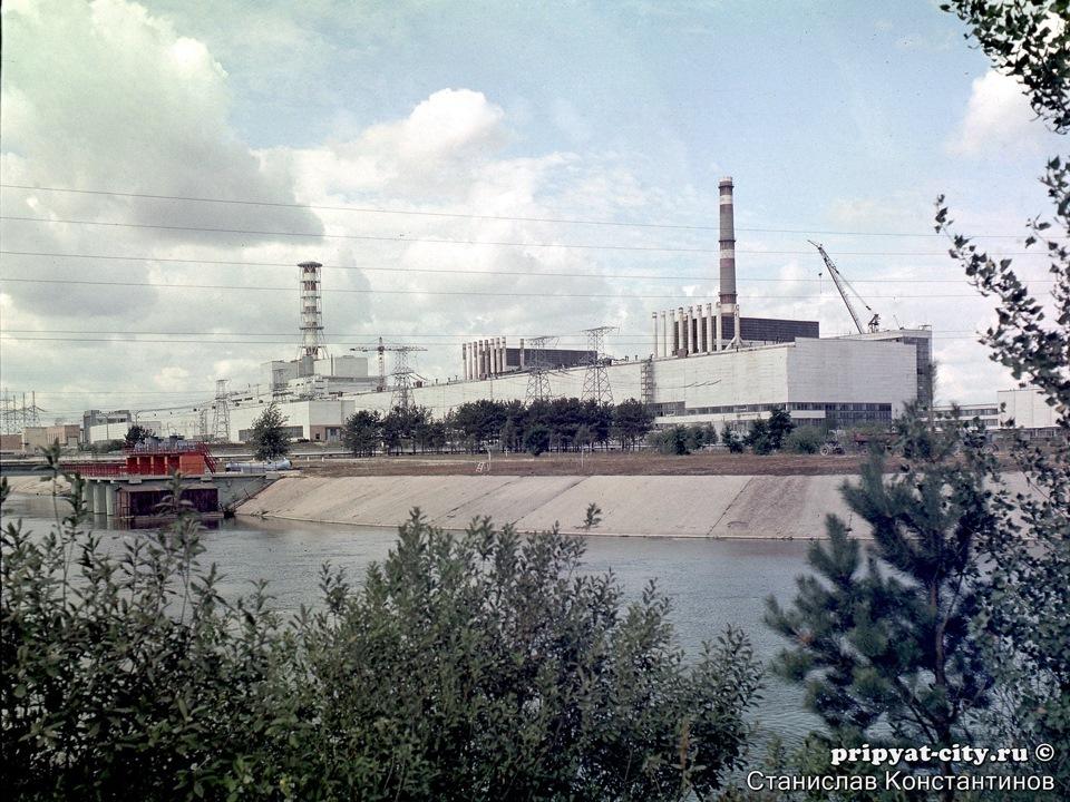фото чернобыль до аварии