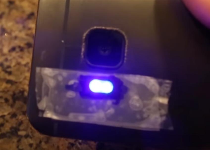 Ультрафиолетовый фонарик своими руками фото 53