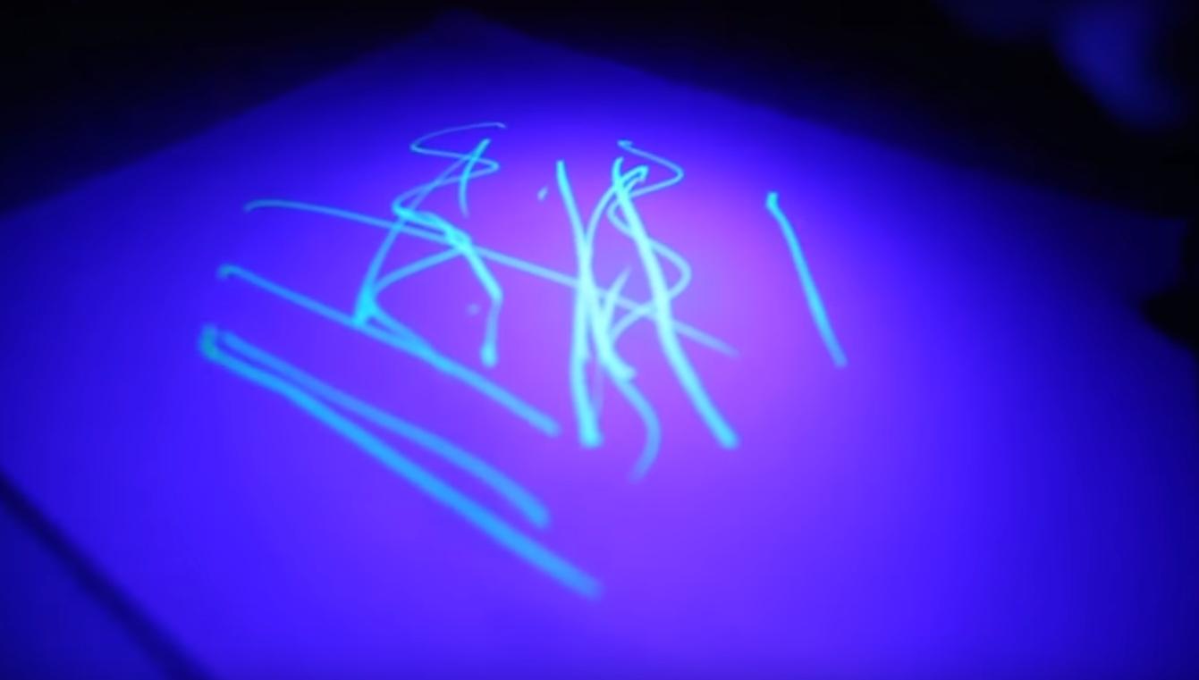 Ультрафиолетовый фонарик своими руками фото 944