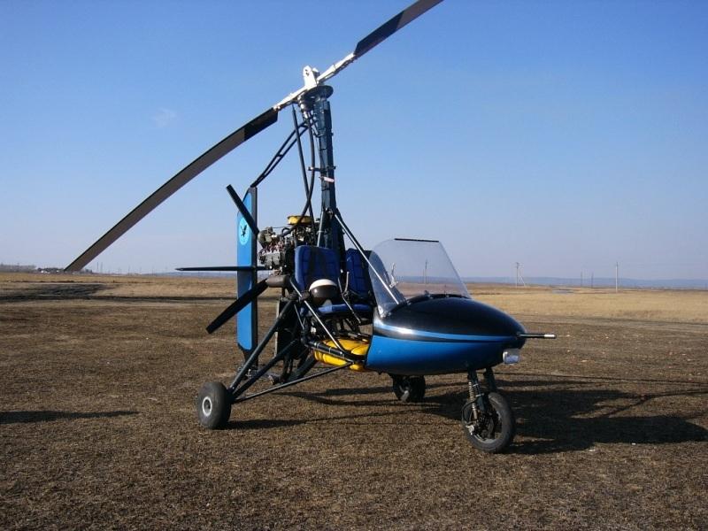 Ротор для автожиров 149
