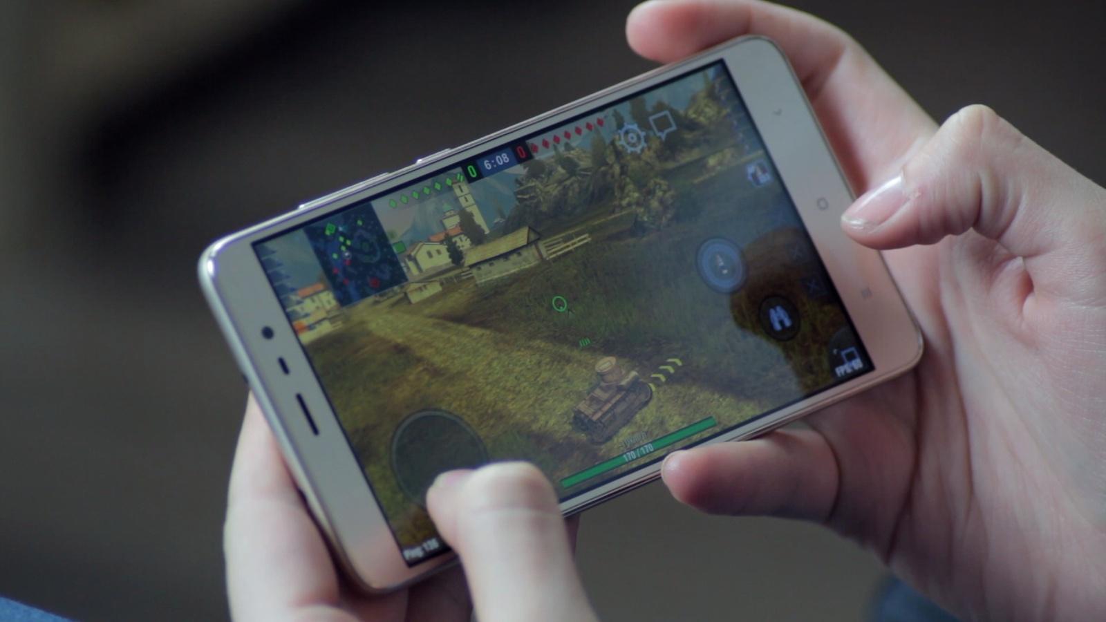 Xiaomi Redmi Note 3 Pro 220 73000 Antutu 32 Grey