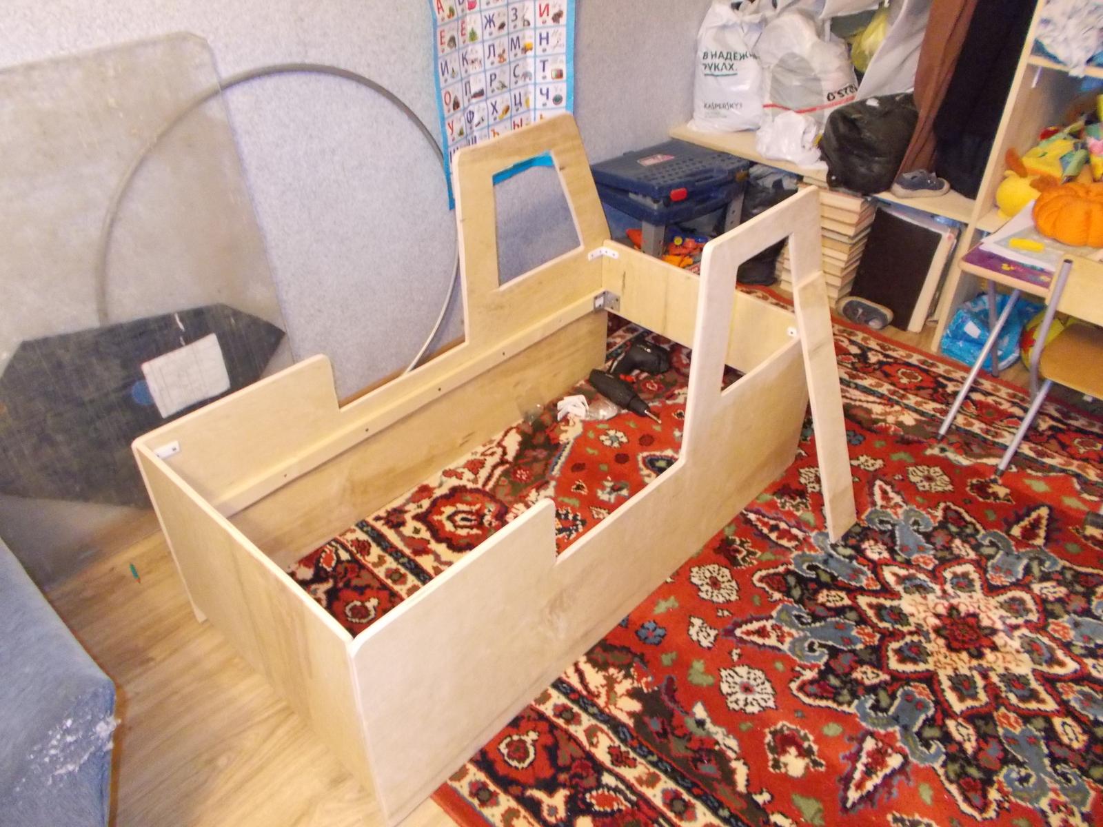 Кровать машина своими руками фото 422