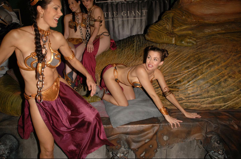 Jabba star wars porn