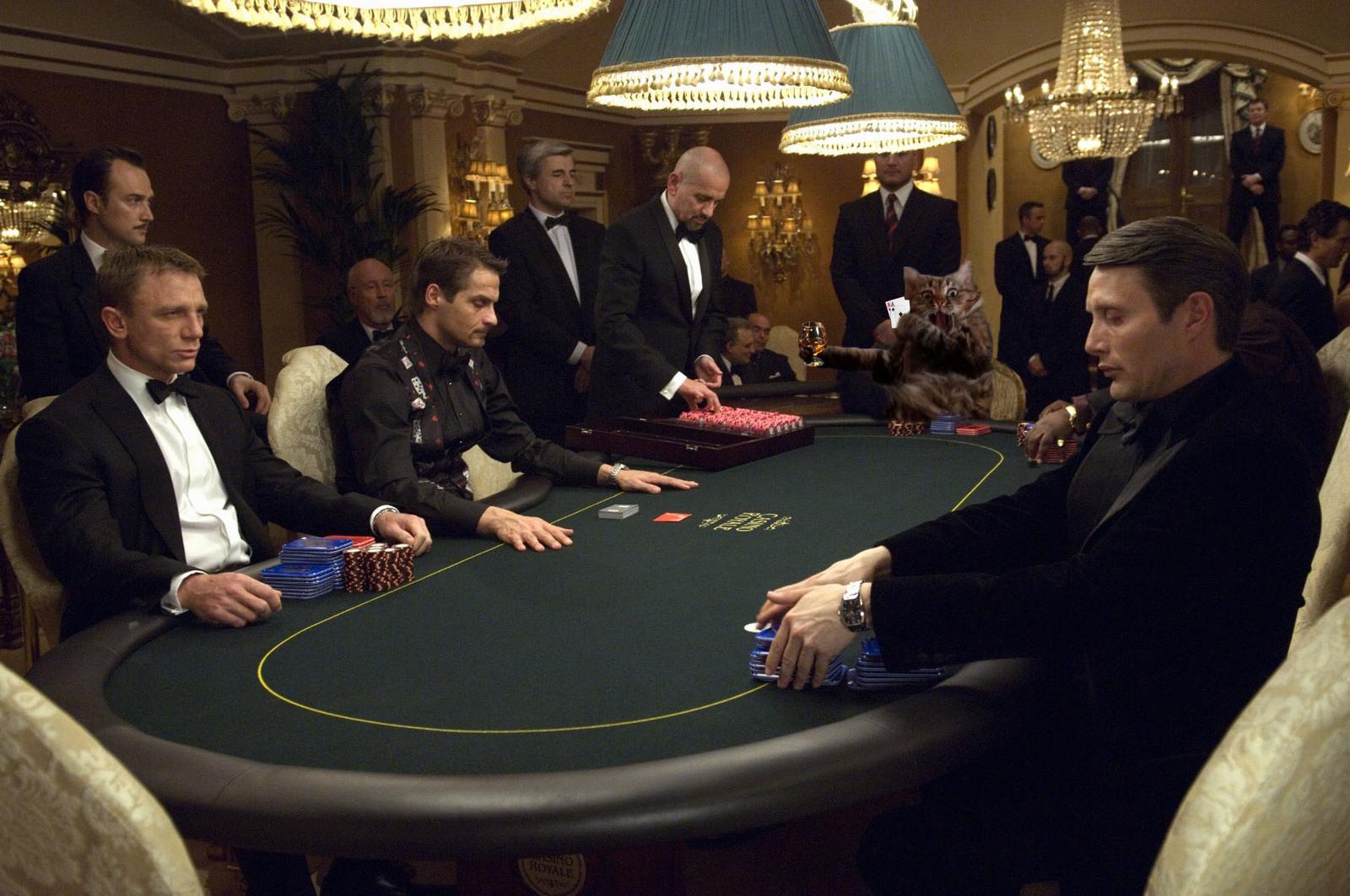 книга джеймс бонд казино рояль