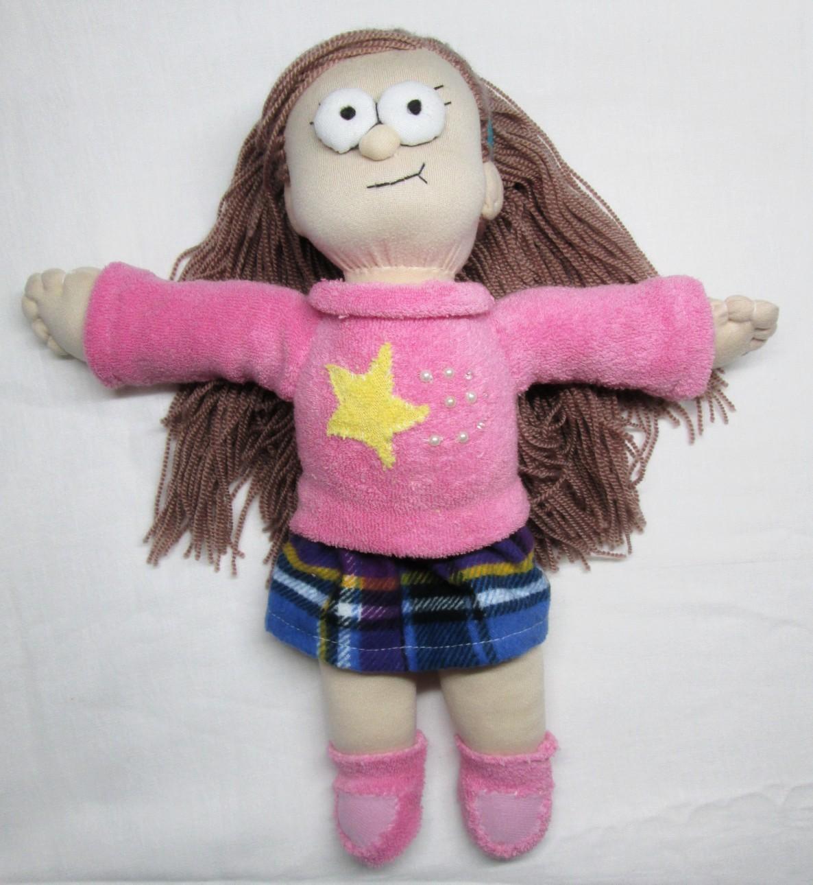 Гравити фолз куклы своими руками
