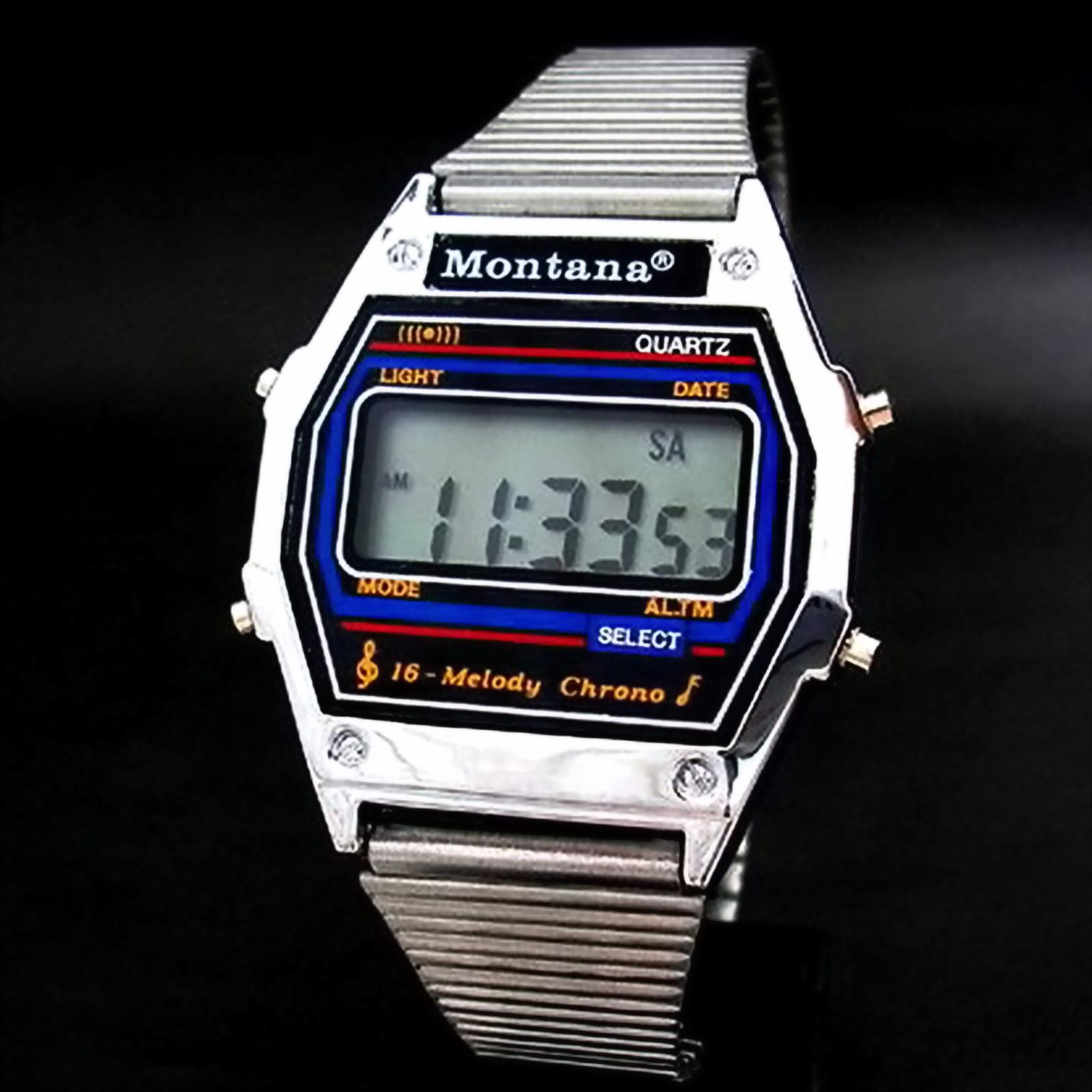 Наручные часы монтана 16 мелодий chanel часы наручные