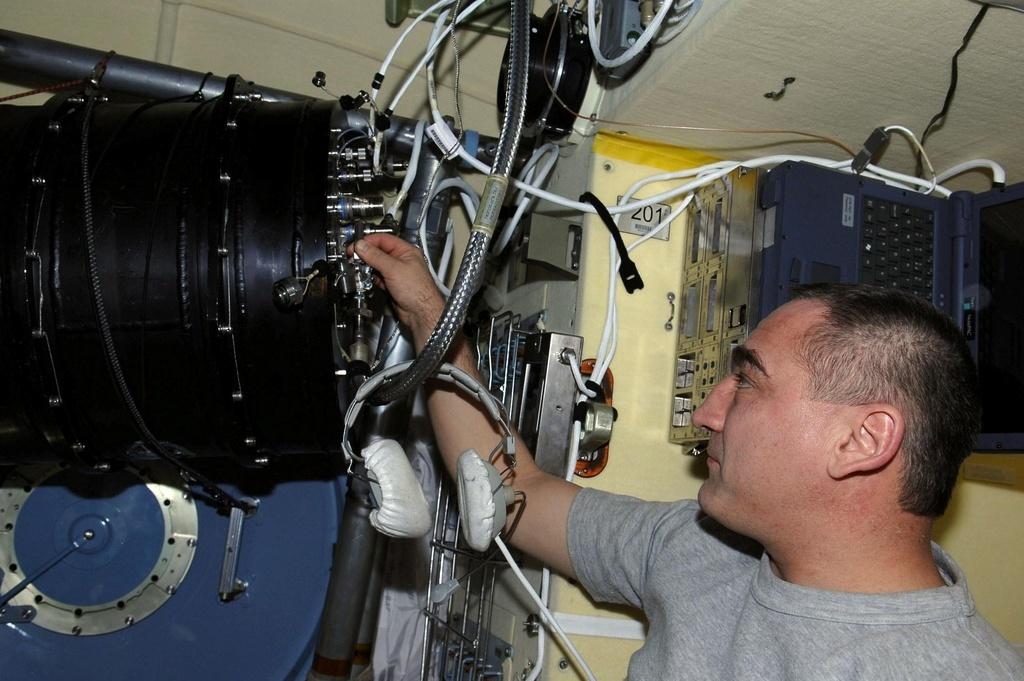 Реферат на тему физические эксперименты в космосе 3551