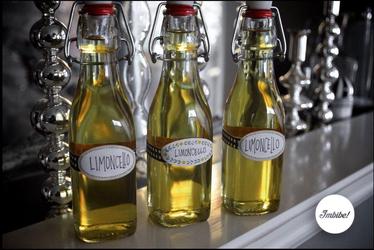Как сделать лимончелло из водки фото 937