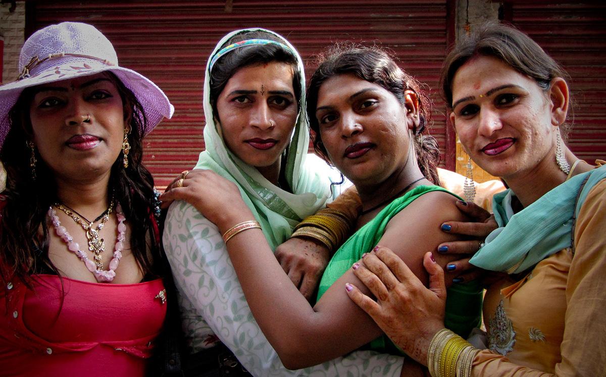 Трансексуалы в индии