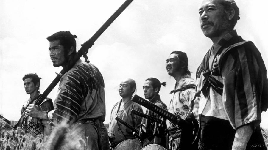 Фильм виликолепный семерка япониский вариянд фото 493-440