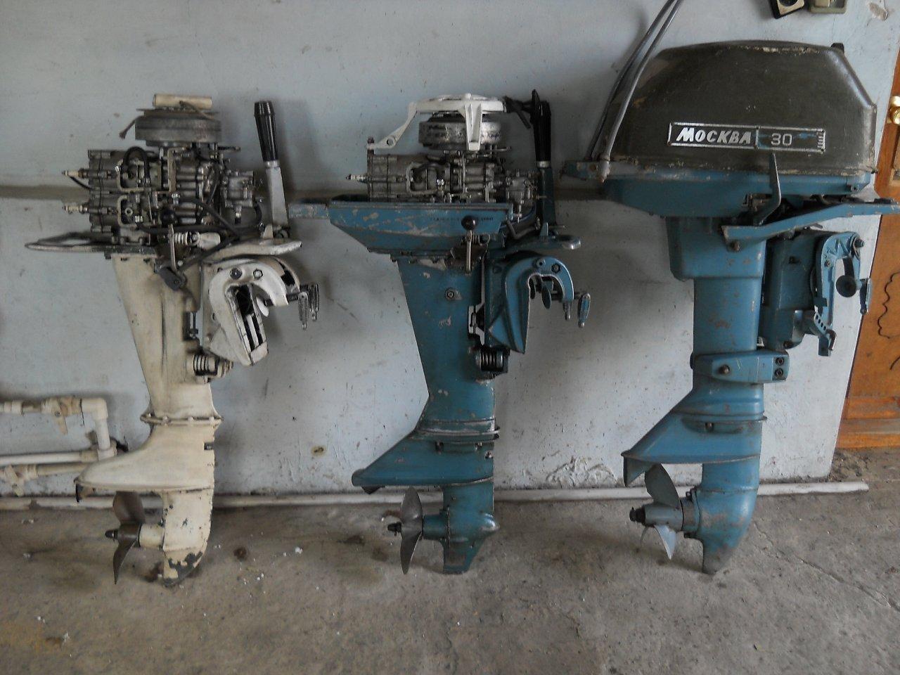 Лодочный мотор москва ремонт своими руками фото 754