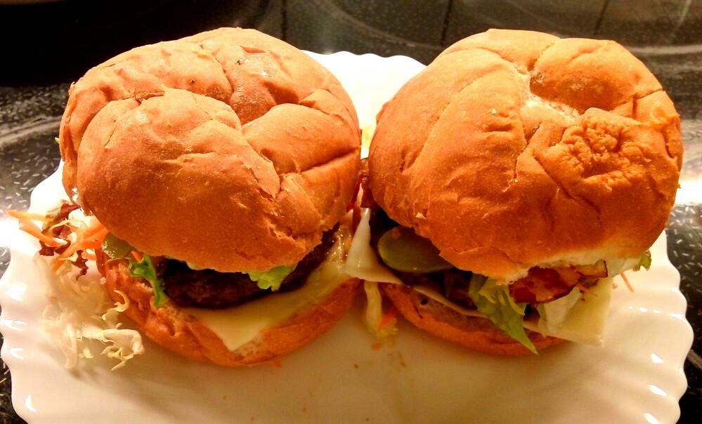 Рецепт котлет для бургера в домашних условиях