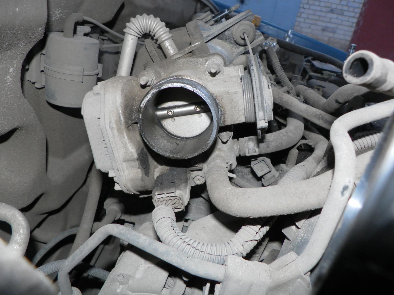 мерседес 111 двигатель высокие обороты адаптация дросселя