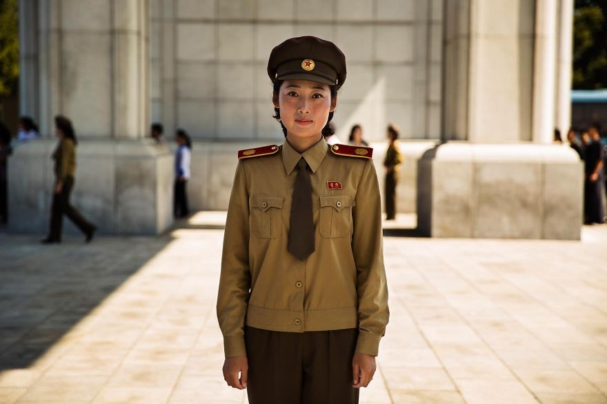 Сексуальние девушки из северной кореи