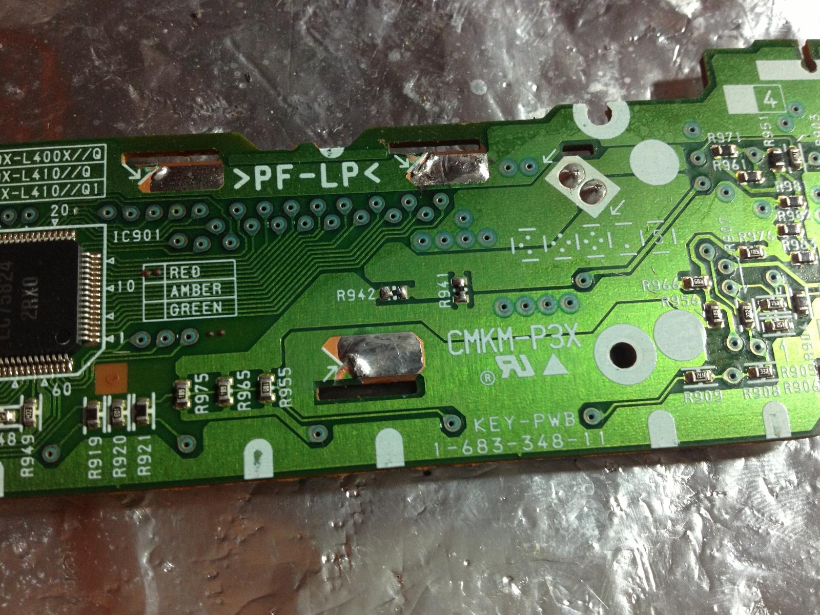 Схема sony cdx f7500 фото 85