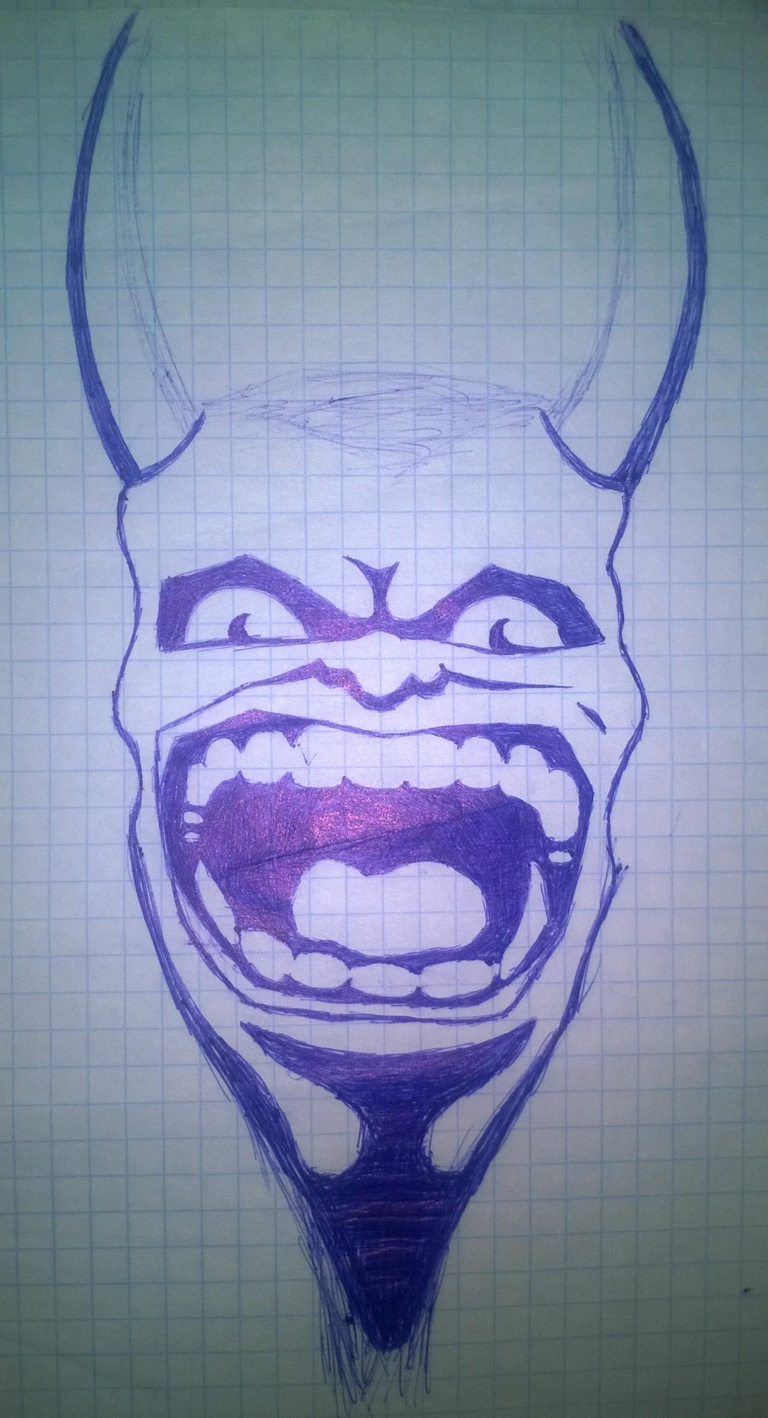 фото ручкой рисунки