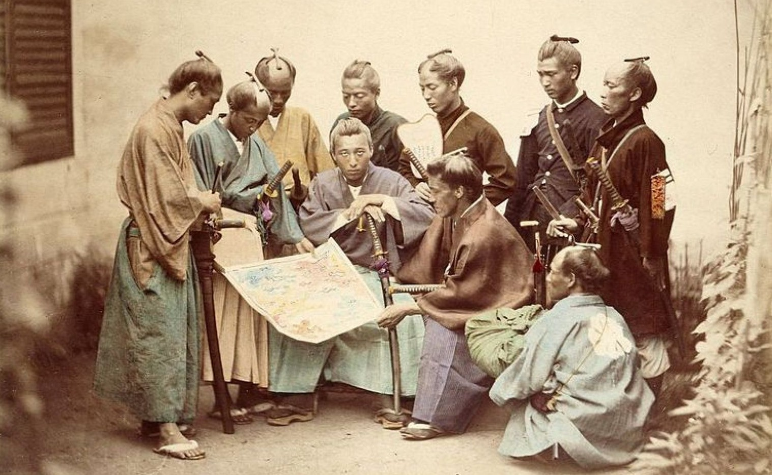 Сексуальные обычаи японских семей