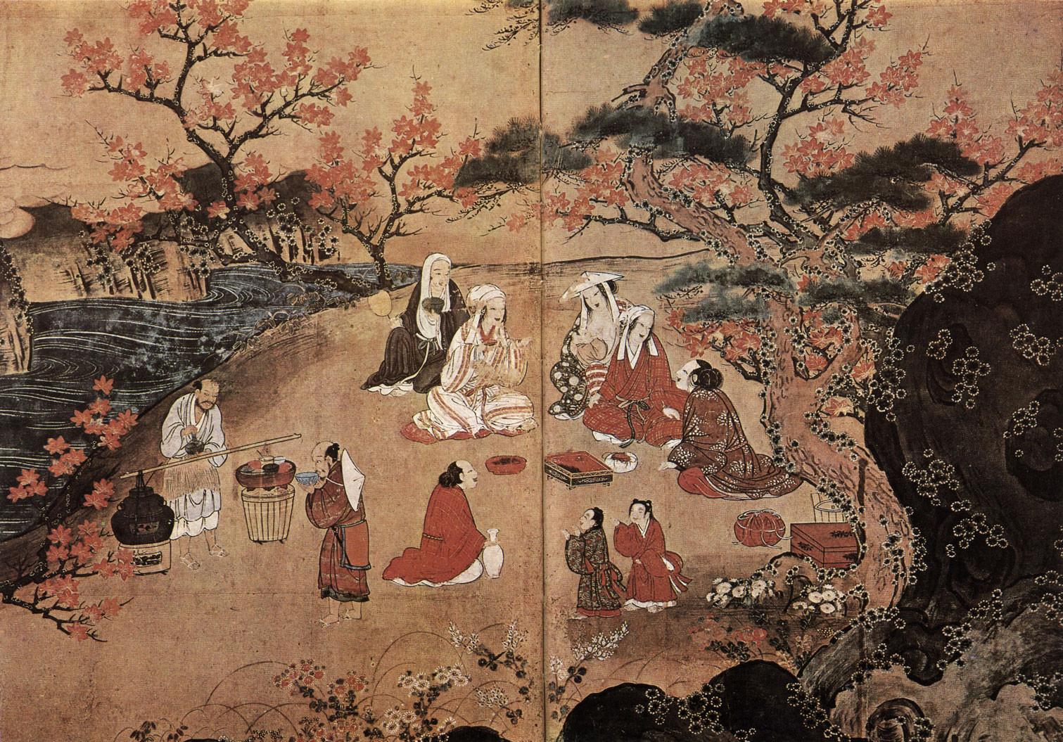 Как японцы ебут своих слуг