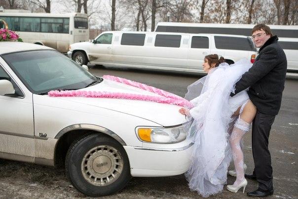 Водители на свадьбу