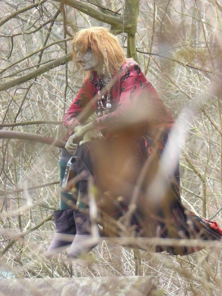 Дрочит на девочек в лесу фото 171-703