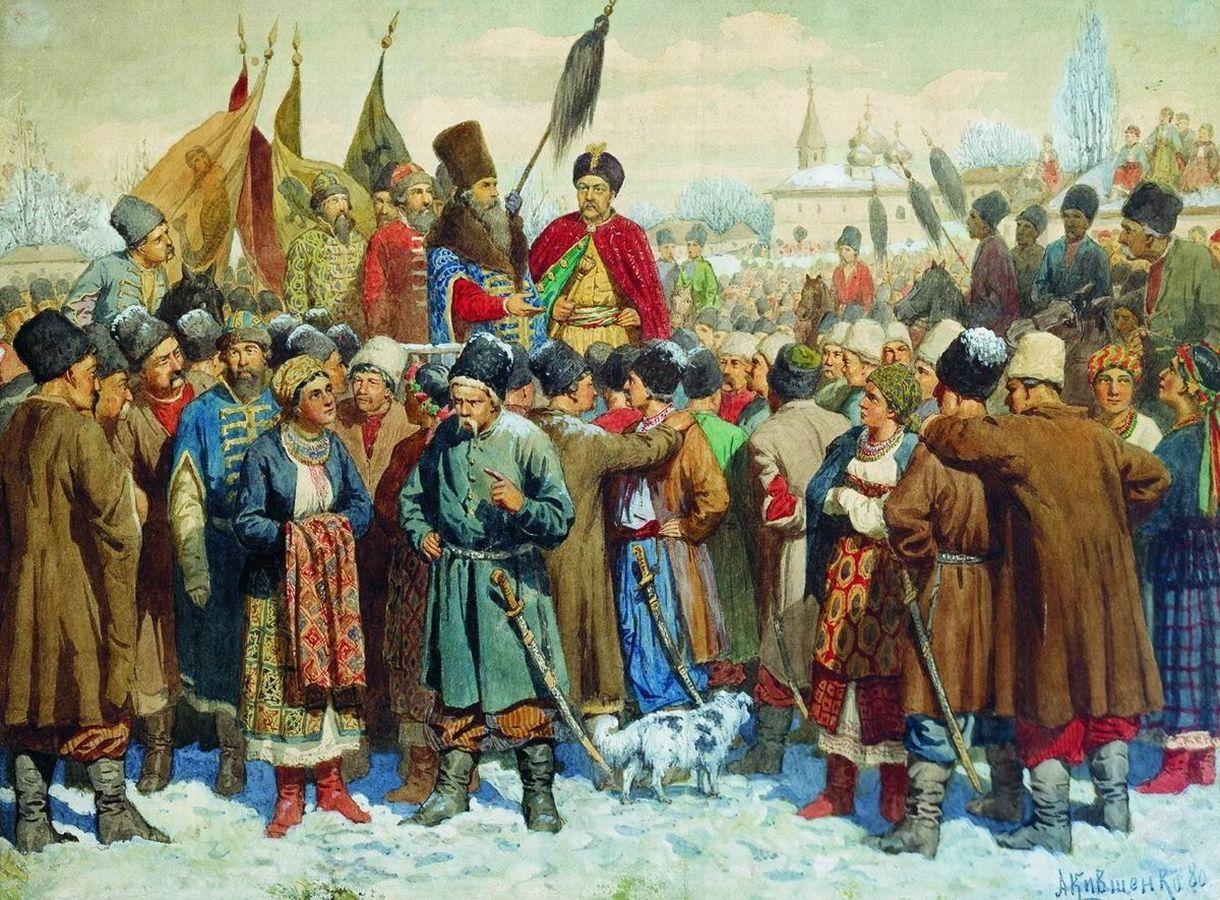 Обои Сражение у Шипки-Шейново 28 декабря 1877 года, холст, Сражение при Шейново, масло., Русско-турецкая война (1877—1878), Алексей КИВШЕНКО. Разное foto 16