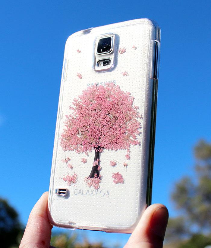 чехлы для мобильного телефона с натуральными цветами