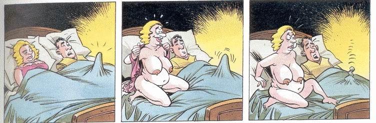 Ххх комиксы для взрослых