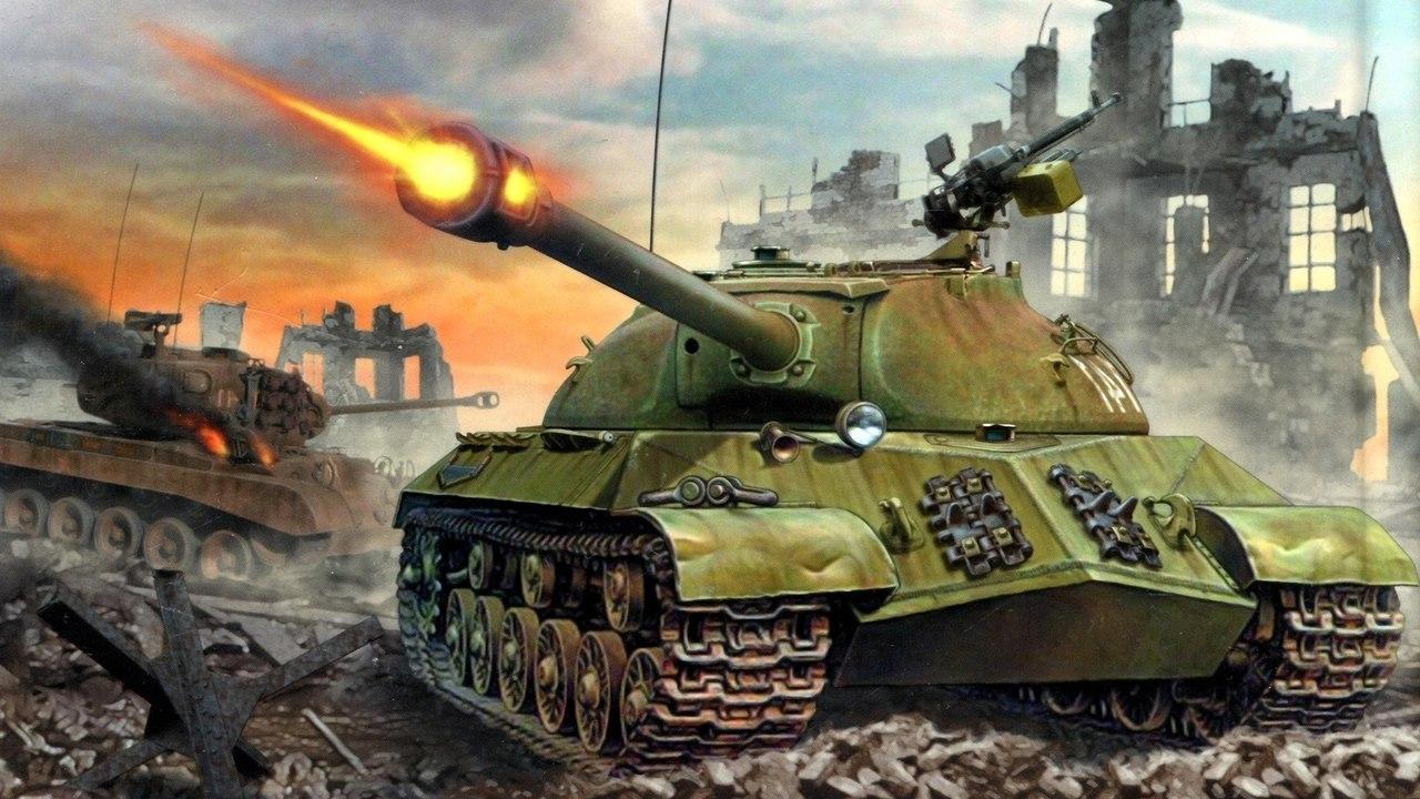 ис-3 фото танка