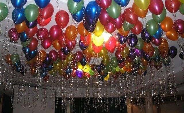 Как сделать летающий шарик без гелия фото 964