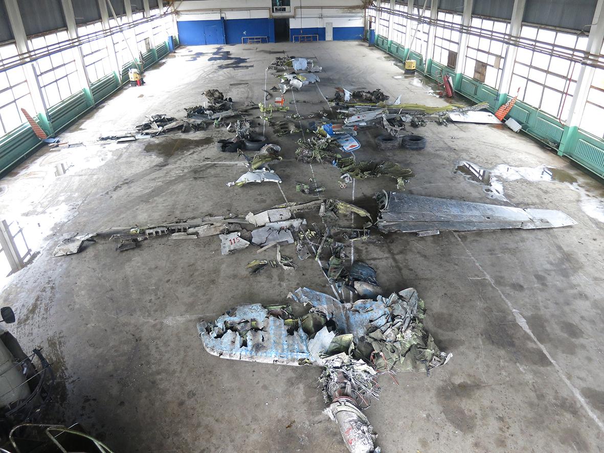 расследование авиакатастрофа флай дубай
