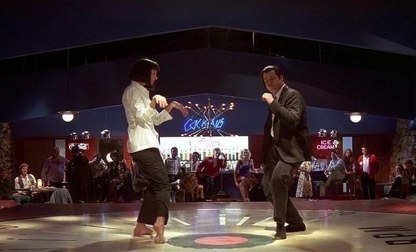Фильм с джон траволта ума турман танец последний герой реалити шоу участники
