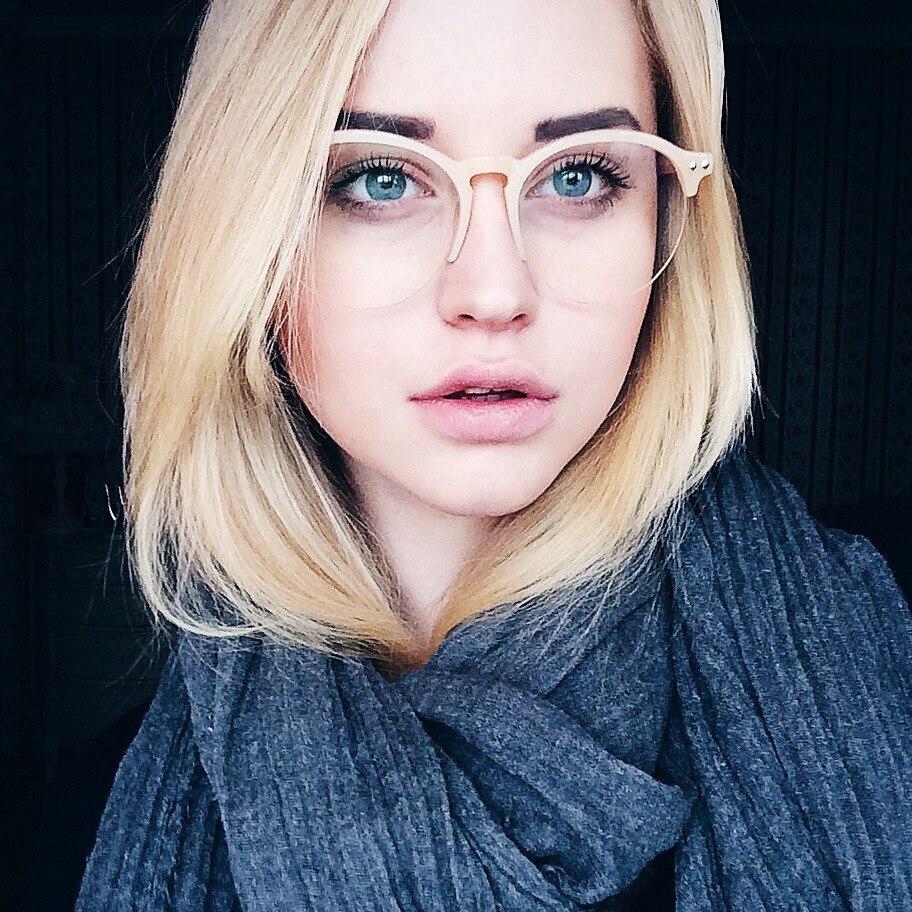 фото лицо красивой девушки