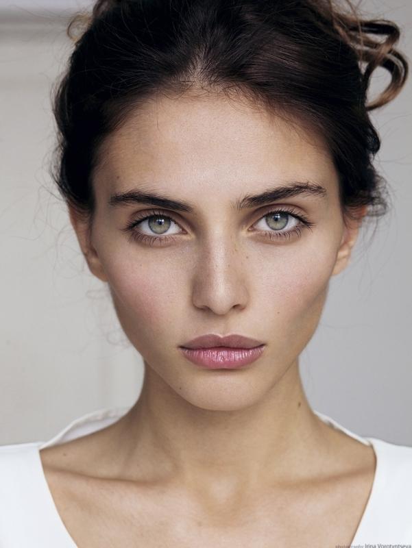красивые лицо девушек фото