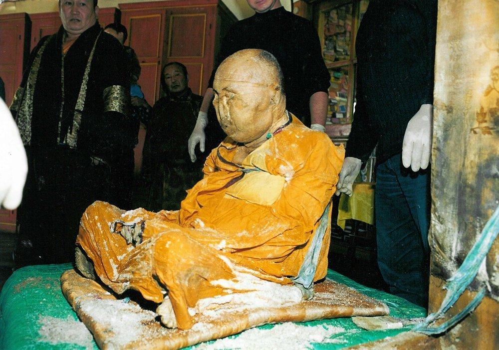 Буддизм жопа