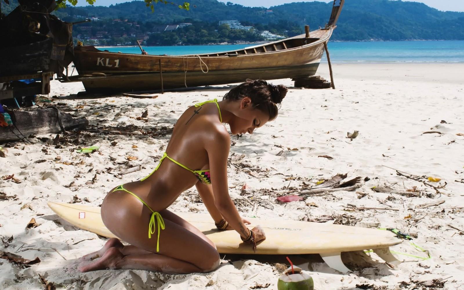 Девчонки море и пляж фото