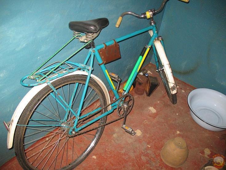 Житель Мурманска задержал похитителя своего велосипеда