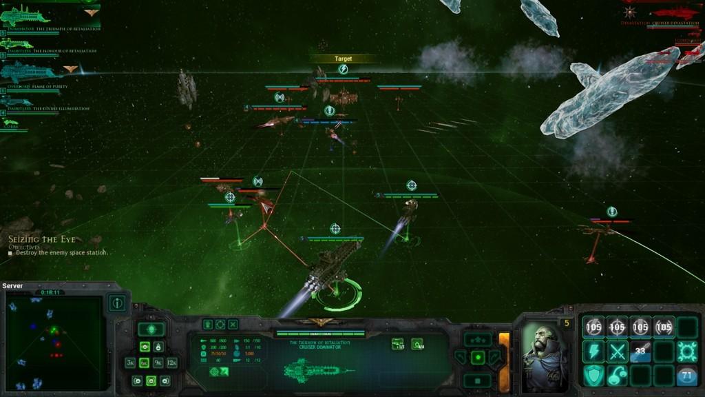 Battlefleet Gothic Armada Скачать Торрент - фото 3