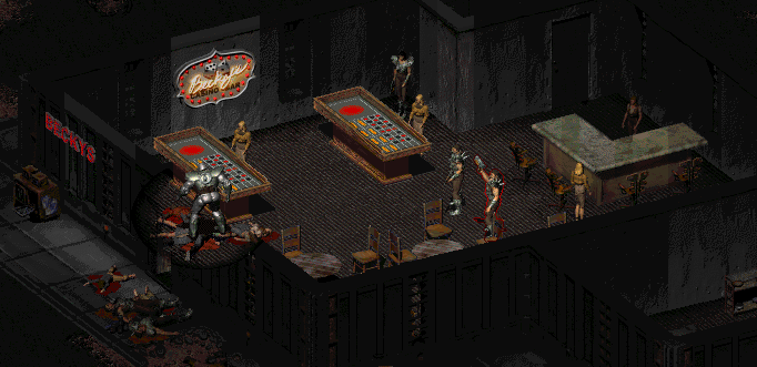 Маньячное прохождение Fallout 2  Часть 1
