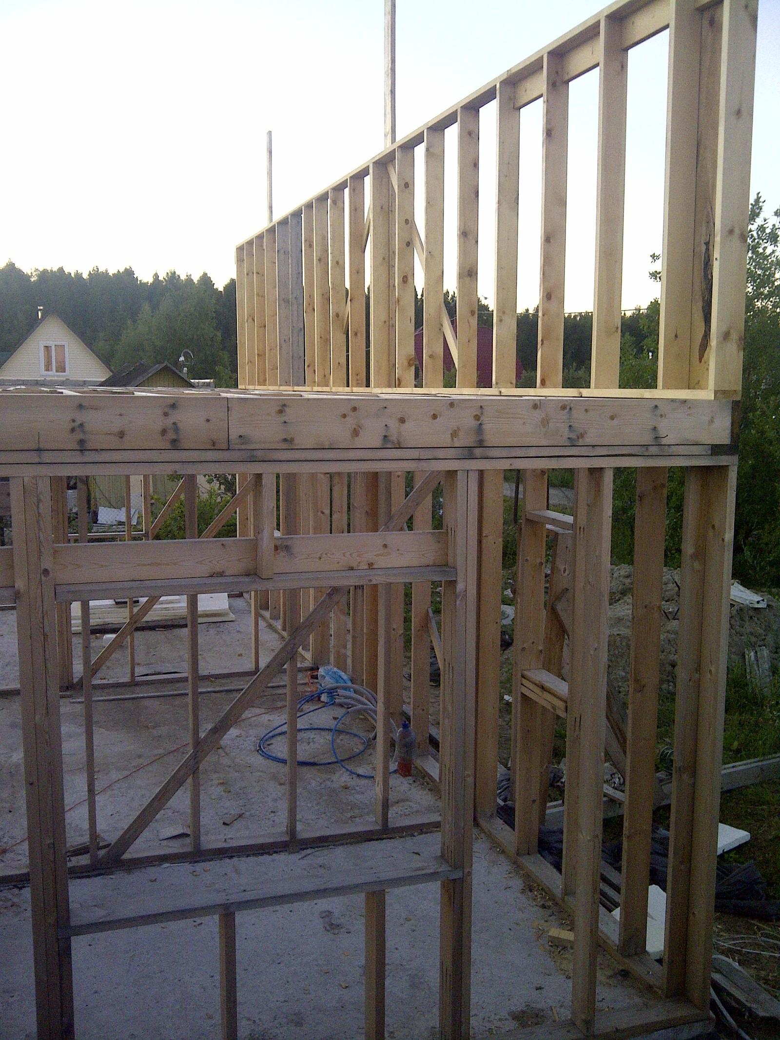 Стройка и строительство своими руками